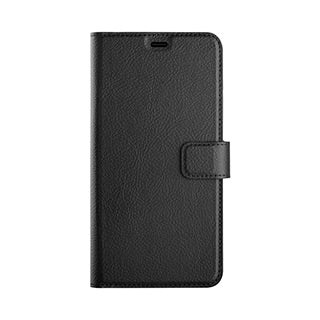 iPhone Xs Max Xqisit Black Slim Wallet case