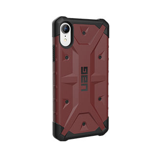 iPhone XR UAG Red (Carmine) Pathfinder Series case