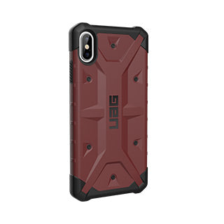 iPhone Xs Max UAG Red (Carmine) Pathfinder Series case