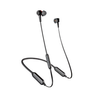 Plantronics Backbeat Go 410 Bluetooth Black (Graphite) Noise Cancelling Earbuds
