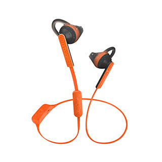 Urbanista Orange (Sunset Boulevard)  Boston Bluetooth Earbuds