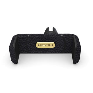 Kenu Black (Leather Edition) Airframe+ Portable Car Mount