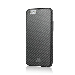 iPhone 6/6S Evutec Black/Grey (Osprey) Karbon SI Series case