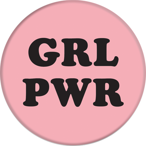 PopSockets  600096 Grip Stand Girl Power