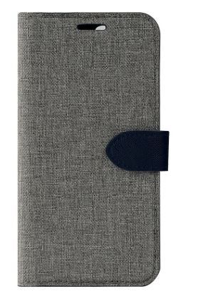 Blu Element  BSPI8GR Simpli Folio iPhone XS/X Grey/Navy