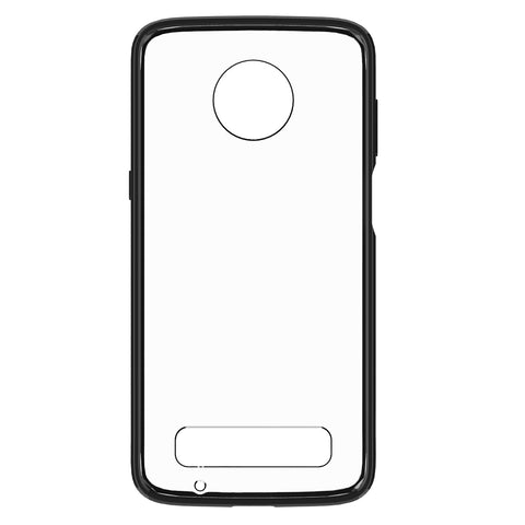 Blu Element  BECSMZPBK Clear Shield Moto Z3 Play Black