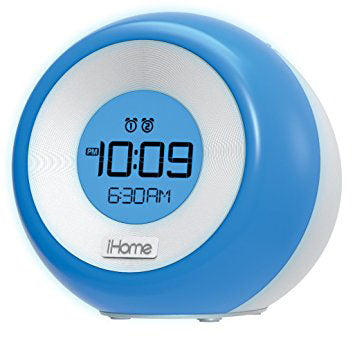 iHome  iM29SC Color Changing Alarm FM Clock Radio