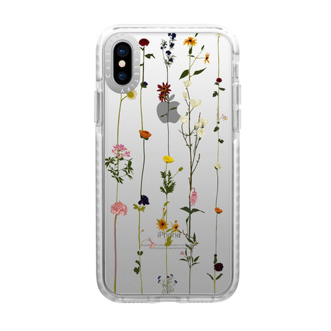 Casetify  CTF29137286111800 Impact Case iPhone XS/X Floral