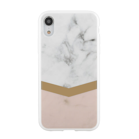 Blu Element  MKMI61 Mist iPhone XR Katni Marble