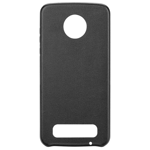 Blu Element  BBMZ2PBK Velvet Touch Case Moto Z2 Play Black