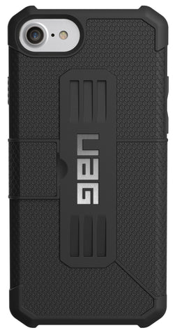 UAG  IPH8/7EBL Metropolis iPhone 8/7/6S/6 Black
