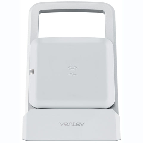 Ventev  214920 Super-Fast Wireless Charge Stand Qi 15W White