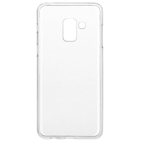 Blu Element  BCTA8CL Gel Skin Galaxy A8 2018 Clear