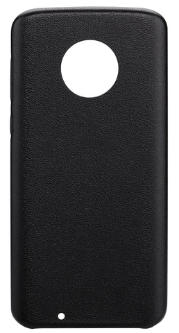 Blu Element  BBMMOG6BK Velvet Touch Case Moto G6 Black