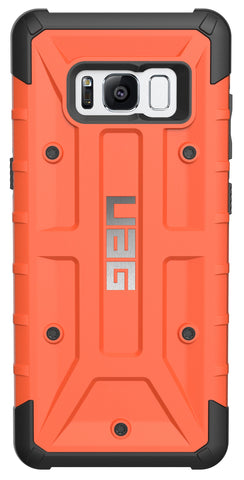 UAG  GLXS8ART Pathfinder Galaxy S8 Orange