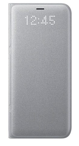 Samsung  EFNG950PSEGCA LED View Cover Galaxy S8 Silver