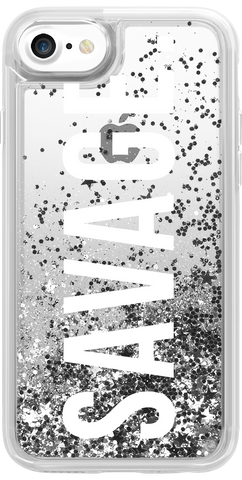 Casetify  CTF4104761530601 Glitter Case iPhone 8/7/6S/6 Savage