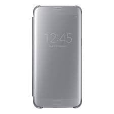 Samsung  EFZG950CSEGCA Clear View Stand Cover Galaxy S8 Silver