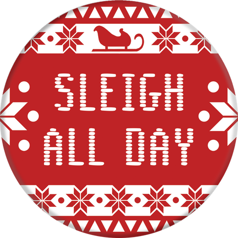 PopSockets  600176 Grip Stand Sleigh All Day