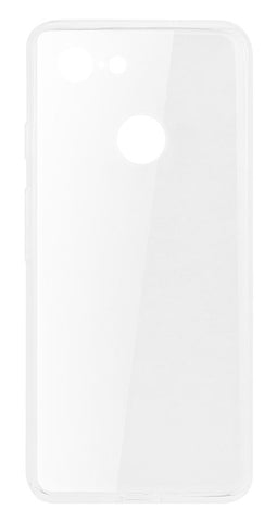Blu Element  BEGGP3C Gel Skin Pixel 3 Clear