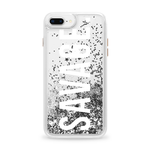 Casetify  CTF4104761530701 Glitter Case iPhone 8+/7+/6S+/6+ Savage