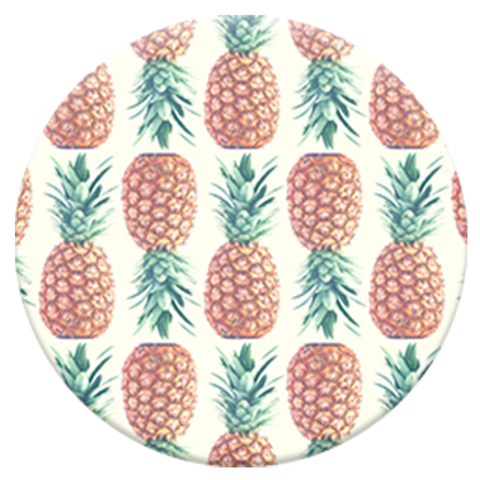PopSockets  909233 Grip Stand Pineapple Pattern