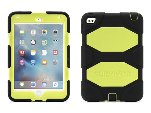 Griffin  GB41357 Survivor All-Terrain iPad Mini 4 Black/Green