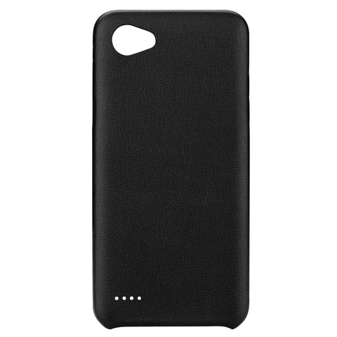 Blu Element  BBMQ6BK Velvet Touch Case LG Q6 Black