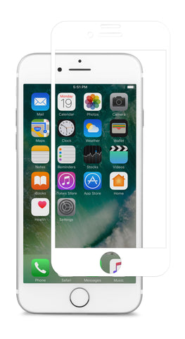 Moshi  99MO096002 IonGlass iPhone 8/7 White
