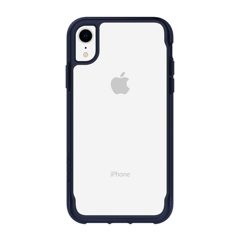 Griffin  GIP002CIR Survivor Clear iPhone XR Clear/Iris (Blue)