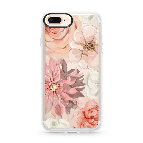 Casetify  CTF4676125290704 Grip Case iPhone 8+/7+/6S+/6+ Pretty Blush