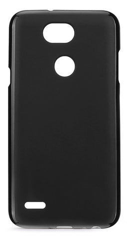 Blu Element  BEGLGXBK Gel Skin LG X Power 3 Black