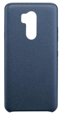 Blu Element  BBMG7NB Velvet Touch Case LG G7 One/G7 ThinQ Navy Blue
