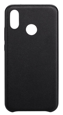 Blu Element  BBMP20LBK Velvet Touch Case Huawei P20 Lite Black