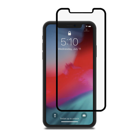 Moshi  99MO115001 IonGlass Privacy Glass iPhone XR Black