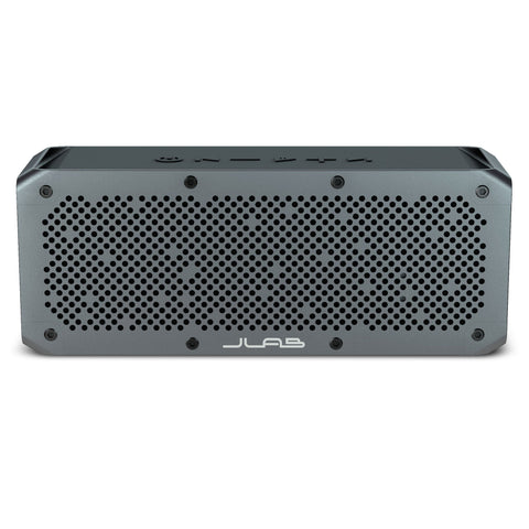 JLab Audio  SBCRASHERXLRGM4 Crasher XL Splashproof Bluetooth Speaker GR