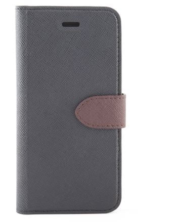 Blu Element  BSPI8BK Simpli Folio iPhone XS/X Black/Brown