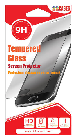 22 cases  Glass Screen Protector LG Q6