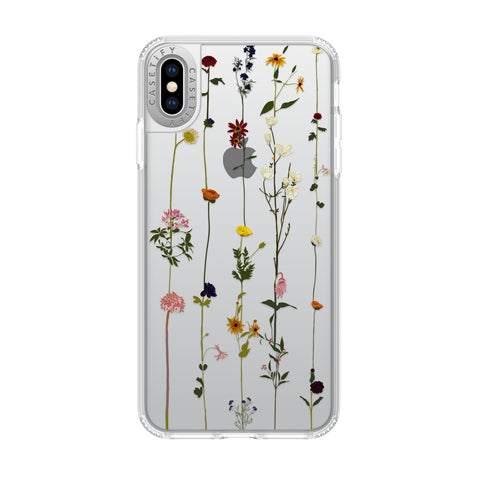 Casetify  CTF29137286312000 Grip Cases iPhone XS Max Floral