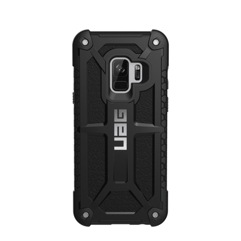 UAG  GLXS9MBLK Monarch Galaxy S9 Black Matte