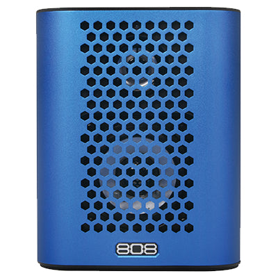 808 Audio  SP450BL HEXTLS Bluetooth Speaker Blue