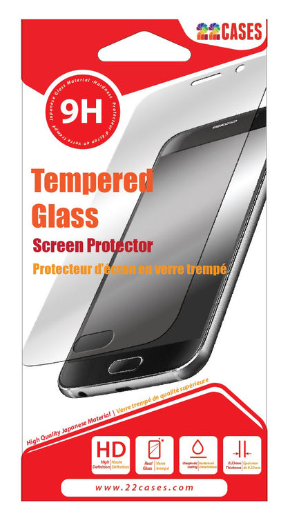 22 cases  Glass Screen Protector iPhone 8+/7+/6S+/6+