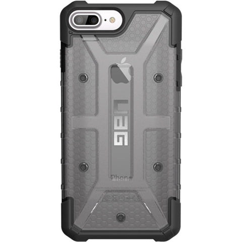 UAG  IPH7/6SPLSLAS Plasma iPhone 8+/7+/6S+/6+ Grey/Clear