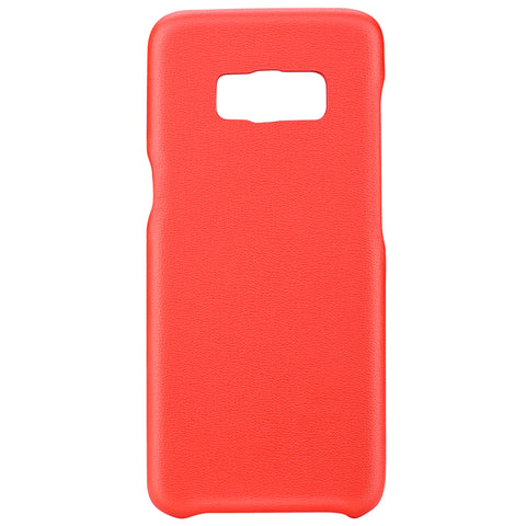 Blu Element  BBMS8PGE Velvet Touch Case Galaxy S8+ Plus Red