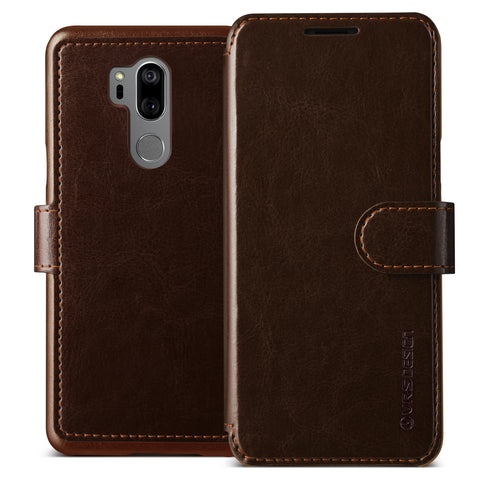 Vrs Design  VRSLG7LDDCB Layered Dandy LG G7 One/G7 ThinQ Brown