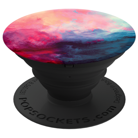 PopSockets  909425 Grip Stand Cascade Water