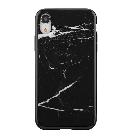 Blu Element  MBMI61 Mist iPhone XR Black Marble