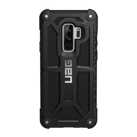 UAG  GLXS9PLSMBLK Monarch Galaxy S9+ Black Matte