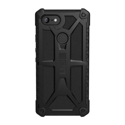 UAG  611241114040 Monarch Pixel 3 XL Black