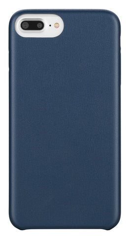 Blu Element  BBMI7PNV Velvet Touch Case iPhone 8+/7+/6S+/6+ Navy Blue